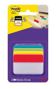Utiliza etiquetas autoadhesivas para separar por colores - AorganiZarte