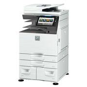 デジタルカラー複合機(カラーコピー機)
