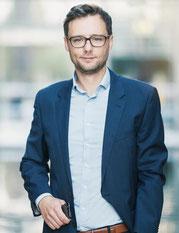 Johannes Ranscht, Geschäftsführer der OneCrowd GmbH, zu der die Crowdinvesting-Plattformen Seedmatch für Unternehmensfinanzierungen, Econeers für nachhaltige Projekte sowie Mezzany für Immobilieninvestments gehören