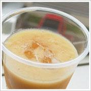 福島県産 直搾り桃のジュース(夏季限定)