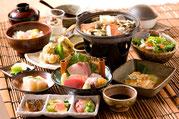 会席料理コース:和と酒馬乃屋