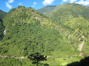 Contreforts de l'Himalaya, Ghandruk, Népal