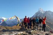 Mardi Himal Base Camp - Nepal - Annapurna