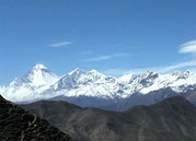Massif du Dhaulagiri, Népal