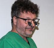 Zahnarzt, Lupenbrille, Keppleroptik, Vin Kep, optergo dci