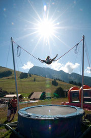 Location annecy trampoline élastique