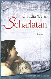 """Claudia Weiss mit """"Scharlatan"""" zu Gast in der Mathilde"""