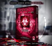 Plaque Inc. Brettspiel für Erwachsene