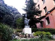 Аббат Олиба - основатель монастыря Монсеррат
