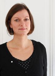 Anne Scheschonk mit ihrem Lichtpunkt