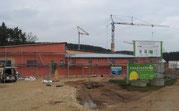 Bauhof-Neubau (Richtung Bernlohe)