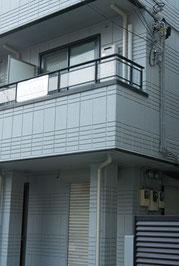 Co-SINRAが2階にあるマンション・マリンアーク