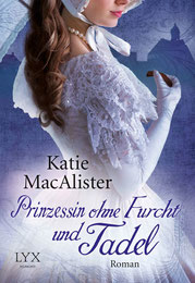 Cover Prinzessin ohne Furcht und Tadel