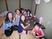 女の子部屋