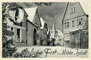 Mittelgasse, heute St.-Gallus-Straße, 1950