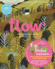 Flow Nummer 53 - Eine Zeitschrift ohne Eile, über kleines Glück und das einfache Leben
