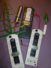 Elektrosmog messen durch Vitashield Baubiologie
