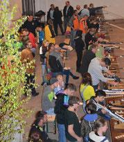 Bürger- und Vereineschießen 2015