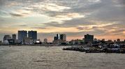 Auf dem Tonle Sap Fluss
