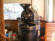 プロバット社製の焙煎機