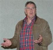 Eric Renoult, président de l'ASPE