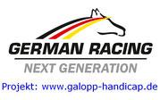 Logo Projekt www.galopp-handicap.de