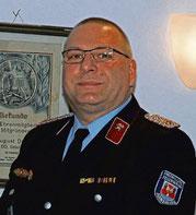 Ronny Hertel wurde in seinem Amt als Wehrleiter von Arneburg wiedergewählt.