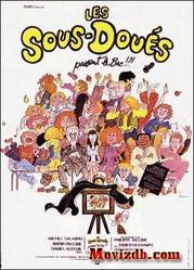 Affixhe du film de Cl. Zidi, Les Sous-Doués (1980, DR).