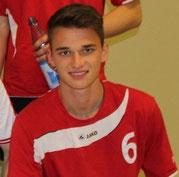 verwandelte den Matchball: Niko Michetschläger
