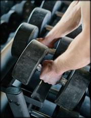 Krafttraining Gewichte