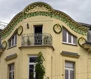 Jugendstilhaus in St. Pölten