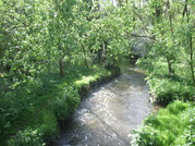 Rivière Automne dans l'Oise