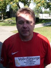 Spielertrainer Rüdiger Konarski hofft auf den ersten Saisonsieg.