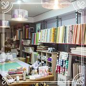 Lulu Coquelicot, boutique magasin de laines tissus et mercerie à Romorantin
