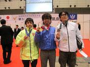 第34回アビリンピック受賞者