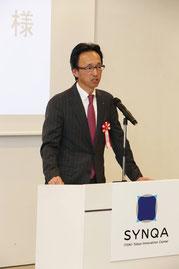 (株)イトーキ平井 嘉朗代表取締役社長