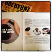 Hochfünf - Ausgabe Nr. 4