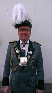 Schriftführer Guido Pogacar