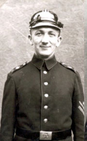 Zugführer 1.Zug, 1945-1962, Willi Marris