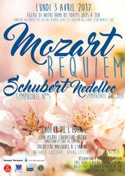 Affiche concert 2017