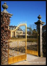 Hannover Herrenhausen Großer Garten Goldenes Tor