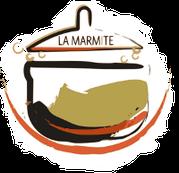 Logo de l'association La Marmite