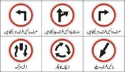 Indische verkeersborden