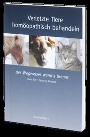 Verletzte Tiere homöopathisch behandeln