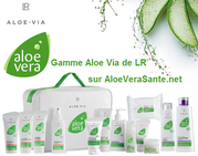 Les soins corps et visage  Instant Beauté Zeitgard - Soins corps et visage LR ALOE VIA avec Aloe Vera Santé avec LR Health & Beauty
