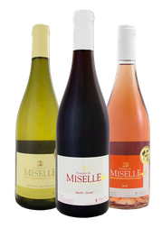 Cotes de Gascogne wines from Domaine de Miselle in the town of Caupenne d'Armagnac