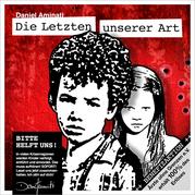 """Cover """"Die Letzten unserer Art"""""""