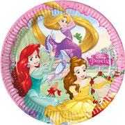Disney Princess - Arielle, Rapunzel und Belle