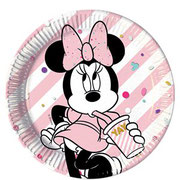 Minnie Mouse mit Edelsteinen - Gem