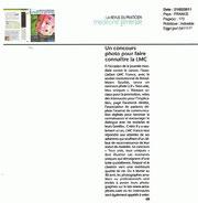 LMC France Revue du praticienconcours photo leucemie myeloide chronique leucémie myéloïde lmc cml  cancer sang